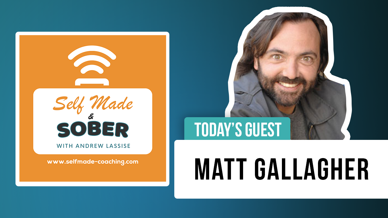 Matt Gallagher – Stumbling in the Woods and Sobriety