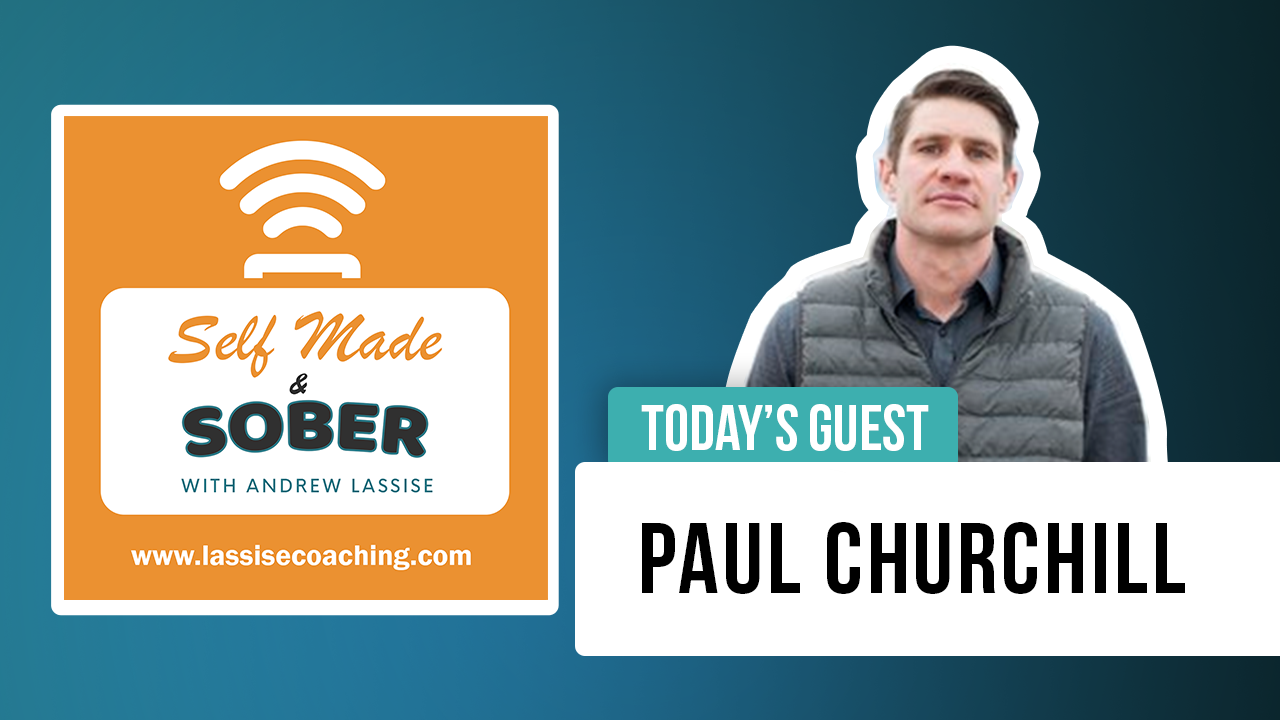 Paul Churchill – World-Weary Drunk Returns Home in the Recovery Elevator