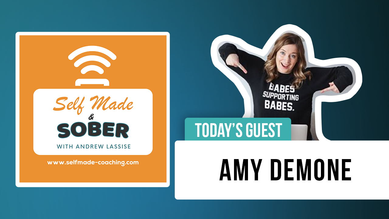 Amy Demone – Battling Anxiety and Growing Without 12 Steps