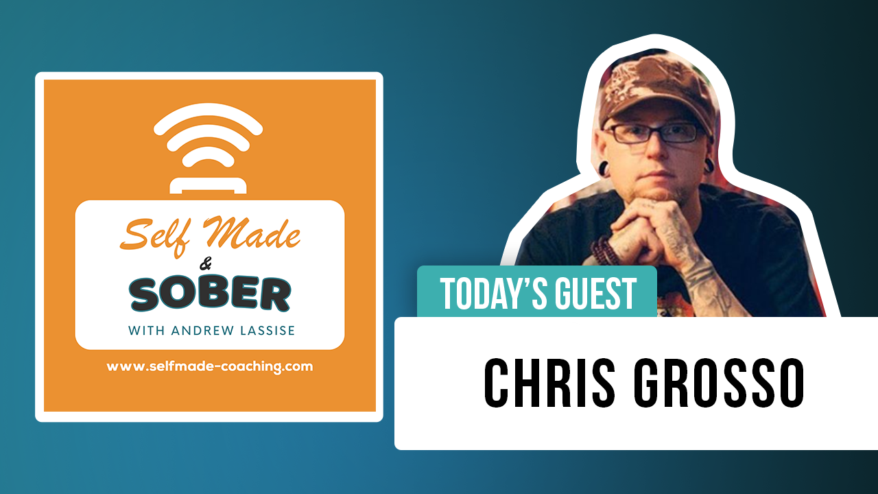 Chris Grosso – Dying and Coming Back to be The Indie Spiritualist