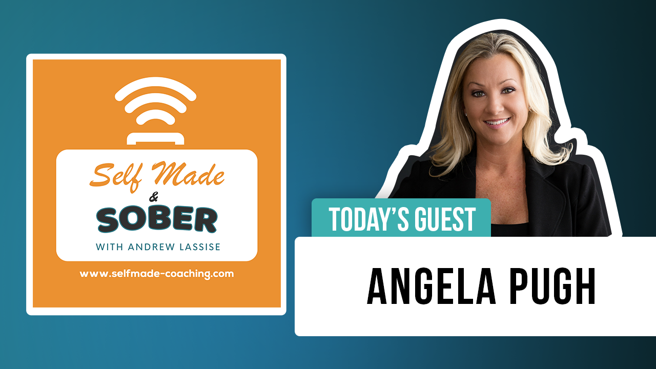 Angela Pugh – Addiction Unlimited and Keeping Moving Forward